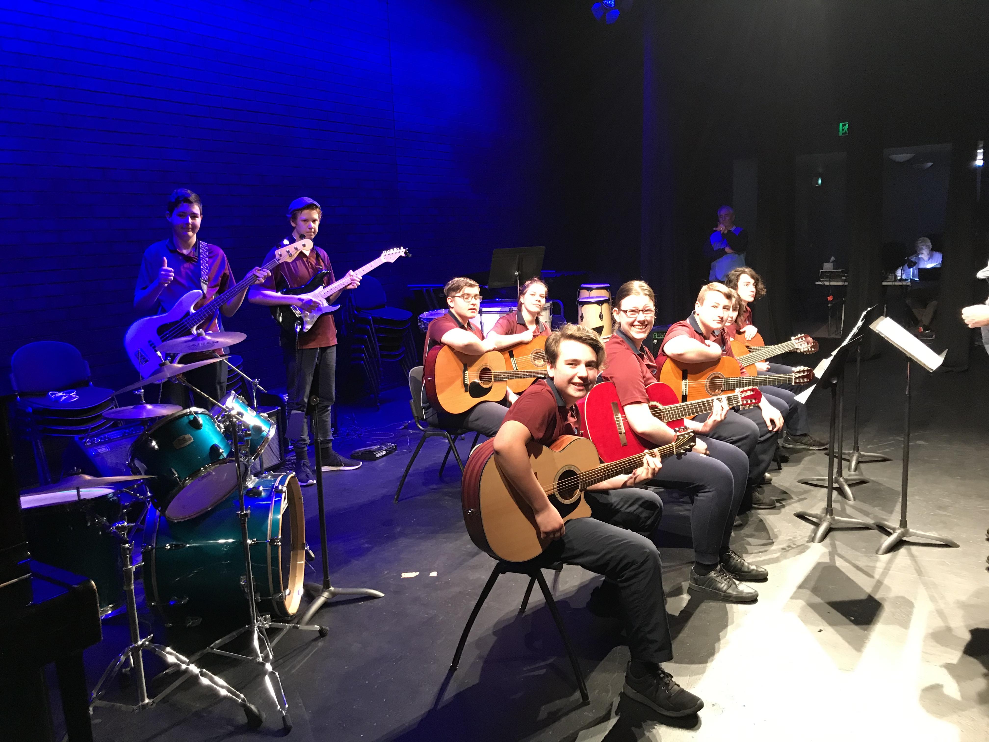 Kurnai College Music Tour
