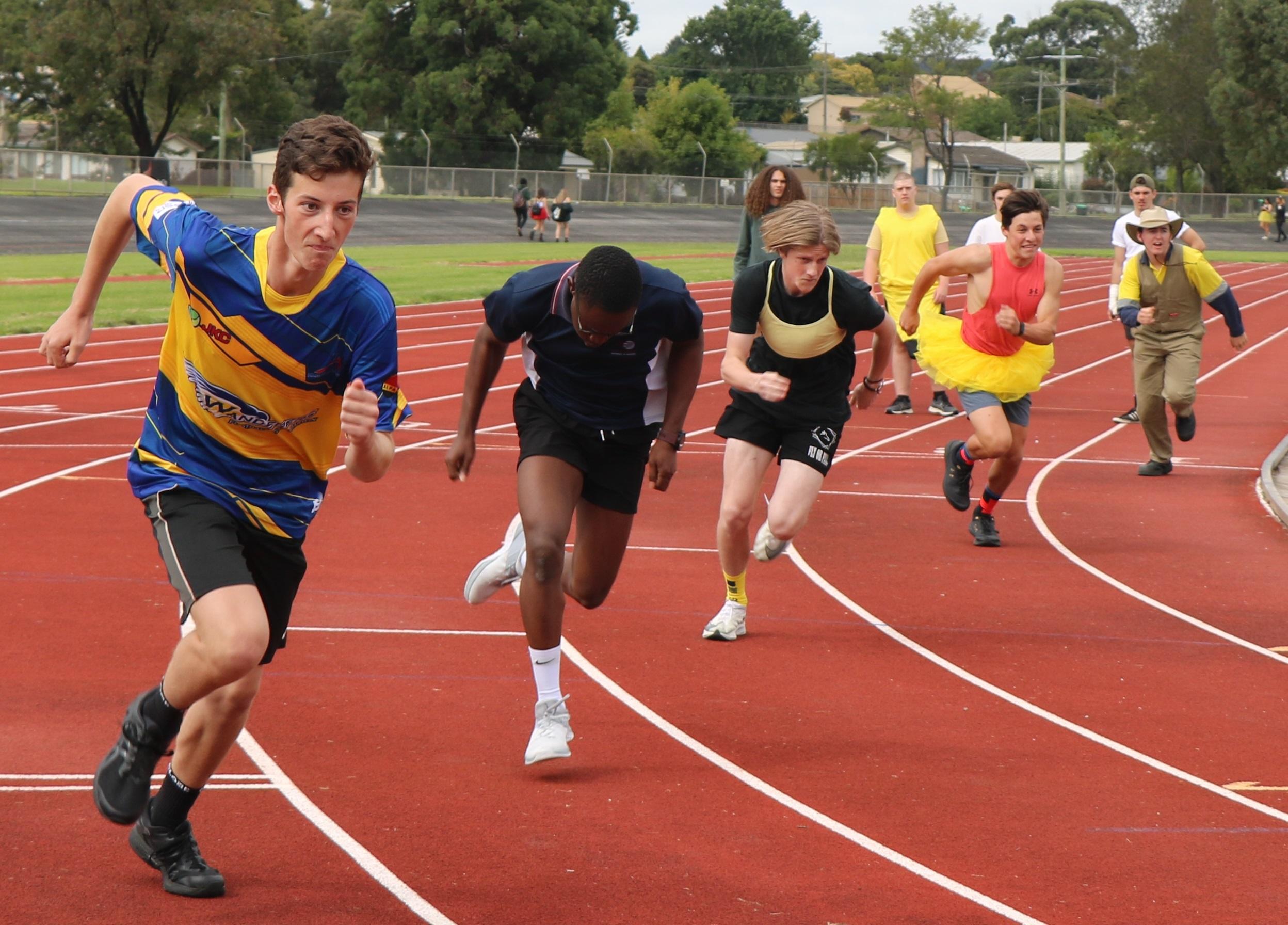 Inter-house Athletics Carnival